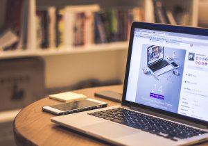 Online-Werbung Anfrage