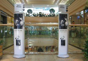 Parfum-Station Anfrage